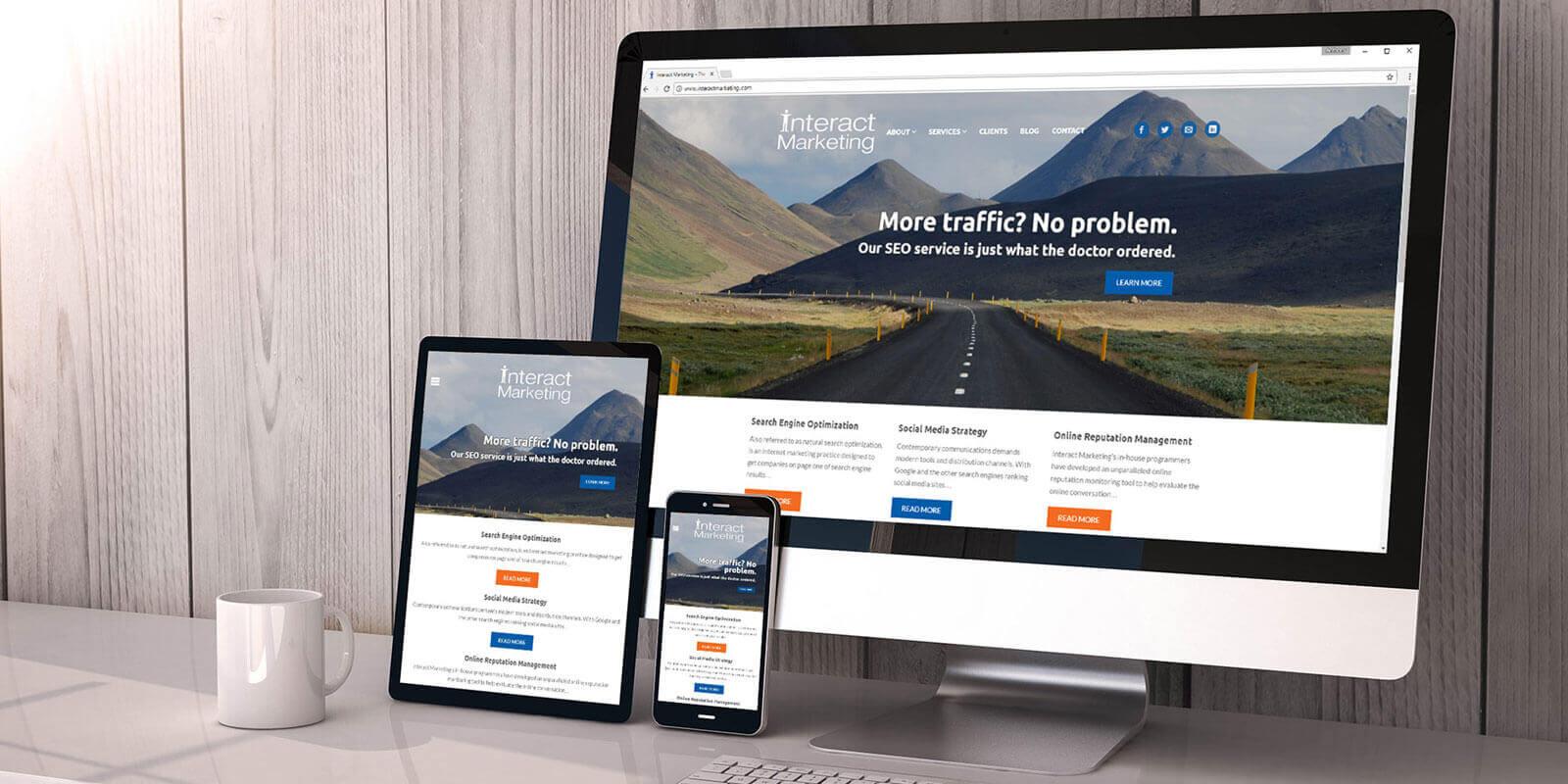 Responsive Web Design Company in Chennai