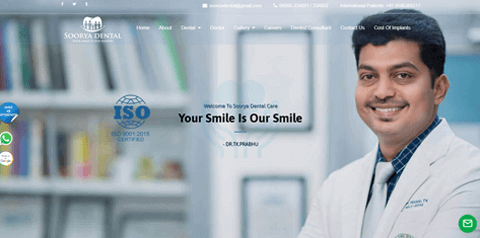 soorya dental care & implant clinice