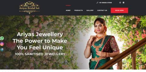Ariyas Bridal Jewellery