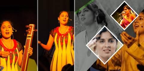 Charulatha Mani Singer