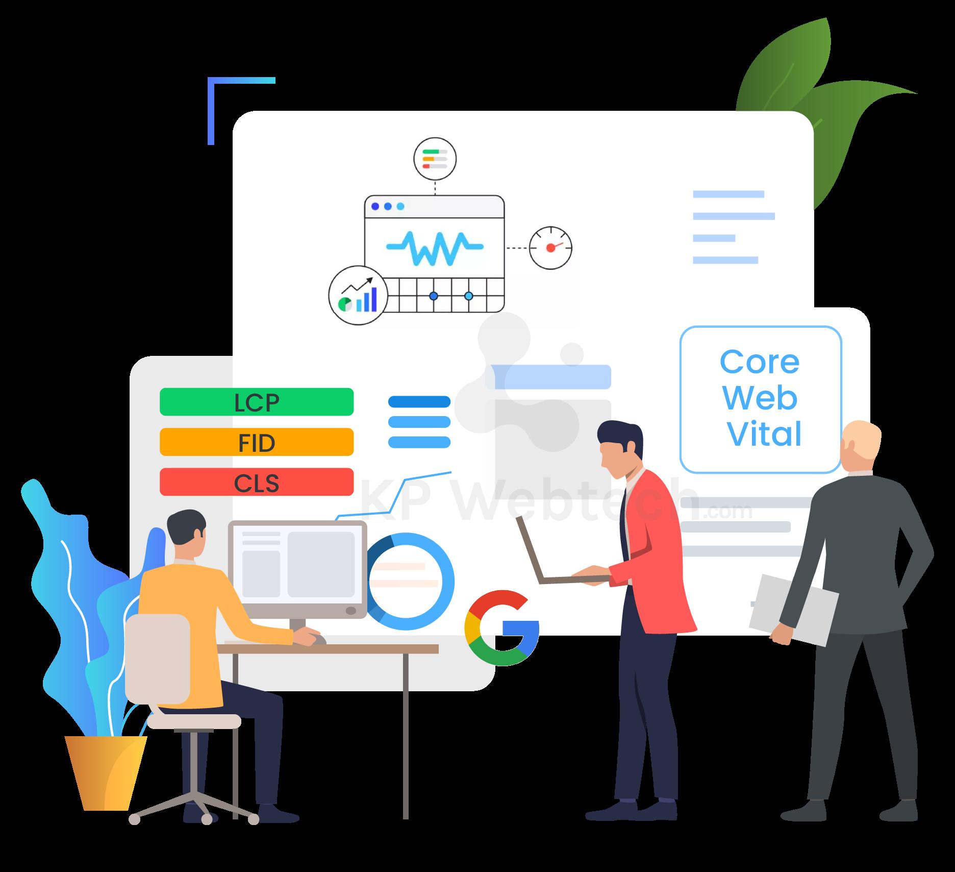 Improve Your Core Web Vitals Scores